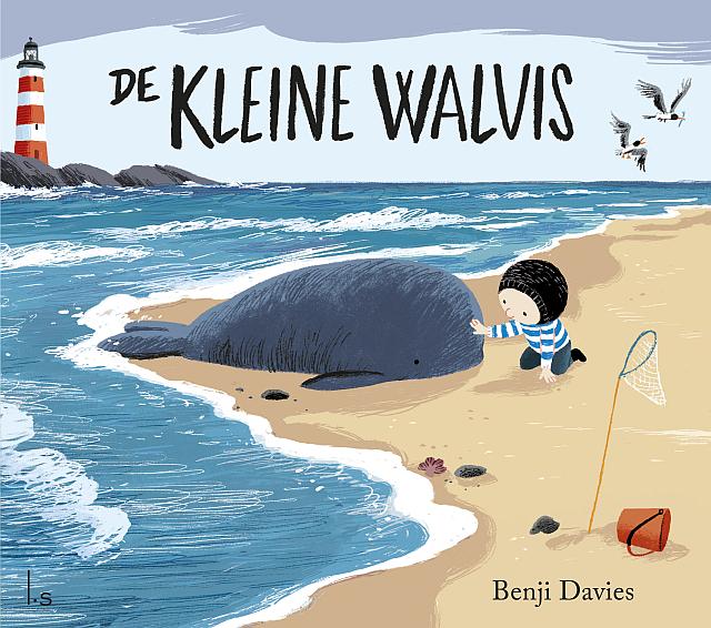 de kleine walvis prentenboek